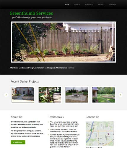 Greenthumb Services