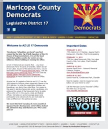 AZ Dems District 17