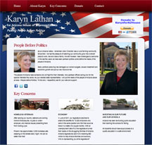 Karyn Lathan for the Arizona House of Representatives
