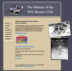 NHL Booster Club