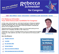 Rebecca Schneider for Congress